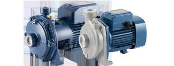 Standard centrifugalpumper
