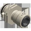 JG10mm inlet