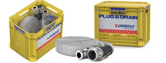 Plug & Drain dykpumpe
