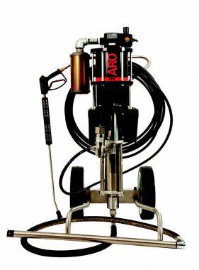 Pneumatisk højttryksrenser