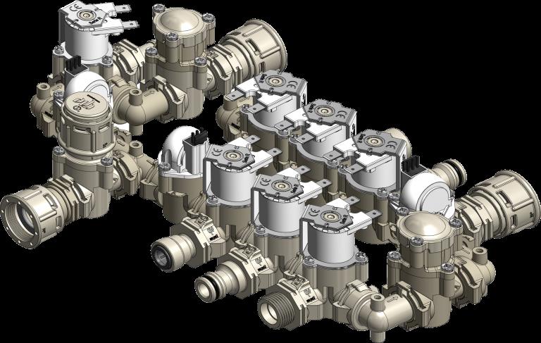 RPE Universal system